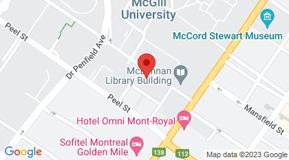 3450 rue McTavish, Montreal, QC, Canada