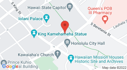 478 S. King Street, Honolulu, HI, United States