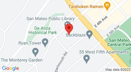 55 W 3rd Ave., San Mateo, CA, United States