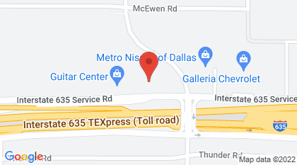 Corner of LBJ Freeway and Luna Road, Dallas, TX, United States
