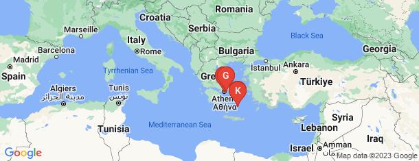 Voyage de noces en Grèce (Athènes + Santorin/Oia)