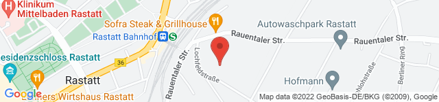 Sportprinz fitnessclub Rastatt, Lochfeldstraße 5