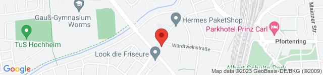 EMS-Lounge Worms, Bebelstr. 52-58