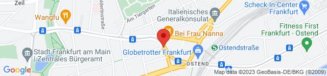 Kieser Training, Hanauer Landstr. 161-173