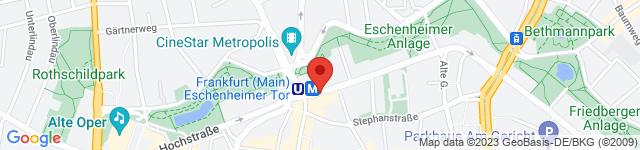 Sportschule Petrescu, Bleichstr. 55-57
