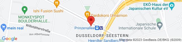 Prime Sports Oberkassel, Hansaallee 105-107
