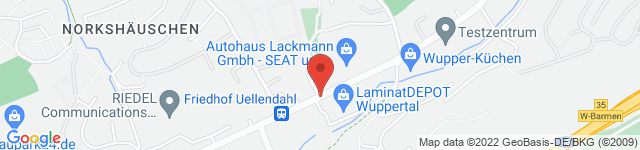 Fitnesscenter, Uellendahler Str. 410