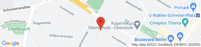 Live energy - Personal Training, Forststraße 13
