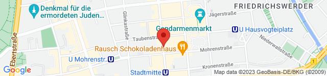 Holmes Place Berlin - Gendarmenmarkt, Friedrichstr. 68