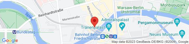 SPEED-FIT Berlin-Mitte, Albrechtstraße 12