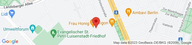 Mrs. Sporty, Straßmannstrasse 6