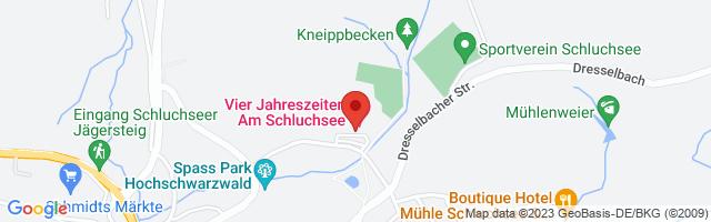 Fitness-Treff Schluchsee, Am Riesenbühl 4