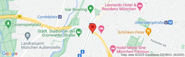 Kieser Training, Tegernseer Landstr. 138