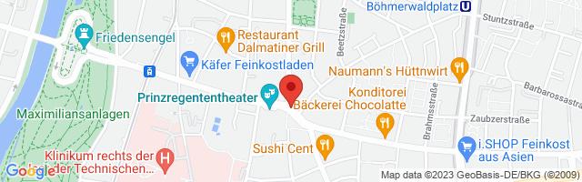 formula Müller-Wohlfahrt Health Und Fitness AG, Prinzregentenplatz 15