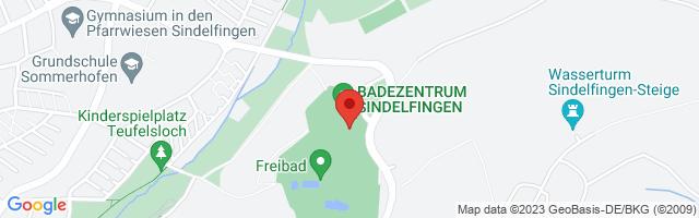 ACTIC Fitness beim Badezentrum, Hohenzollernstr. 21c