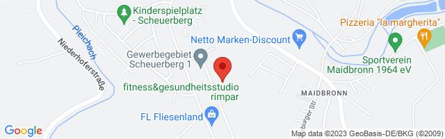 fitness&gesundheitsstudio rimpar, Kettelerstr.94a