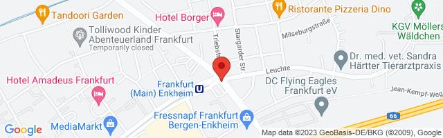LYNX Bergen-Enkheim phys.Training GmbH, Vilbeler Landstr. 45
