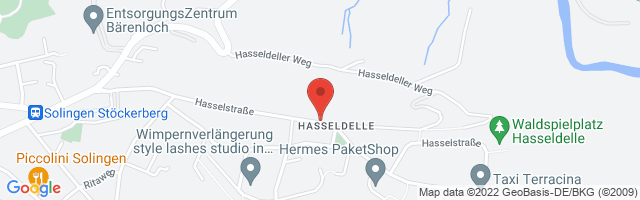 FITNESS-CENTER GOLD-GYM HASSELS, Hasselstr. 91