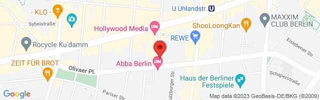 Bodystreet Berlin Kurfürstendamm, Knesebeckstr. 55