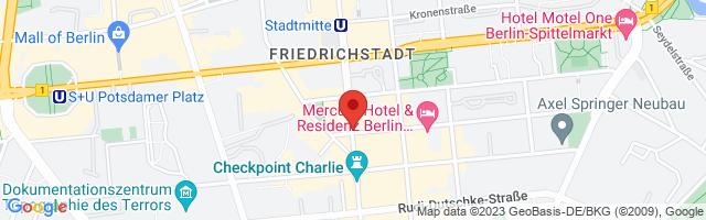 Fitness First for ladies Mitte, Friedrichstr. 50