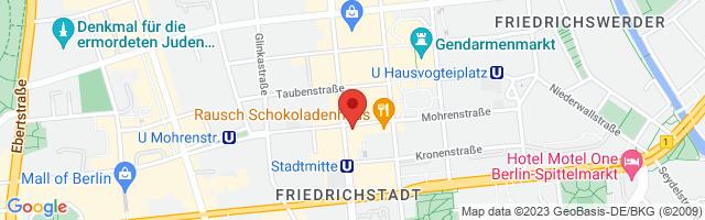 Aprosports, Mohrenstraße 17