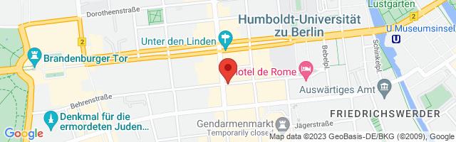 all sports one, Friedrichstrasse, Behrenstrasse 48