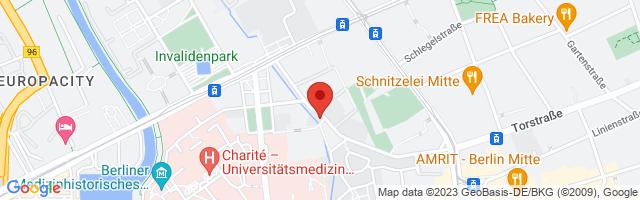 Kieser Training Berlin-Mitte, Hannoversche Straße 19