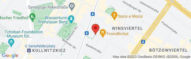 GOLDS GYM Gesundheits- und Fitnessclub Berlin, Immanuelkirchstr. 3-4