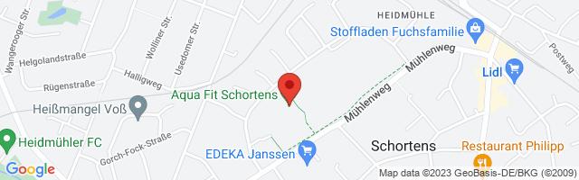 ACTIC Fitness im AQUA Toll Schortens, Beethovenstraße 37