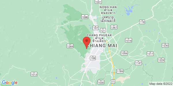 Map - Chiangmai