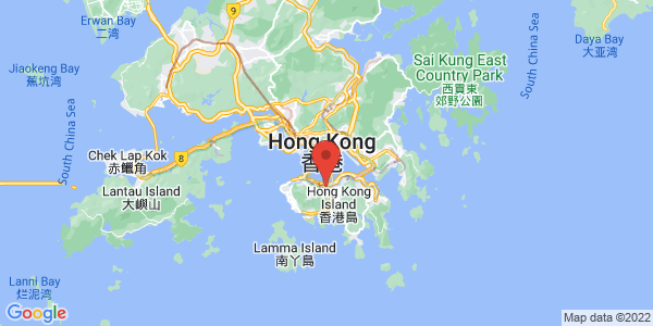 Map - Hong Kong