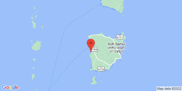 Map - Samui