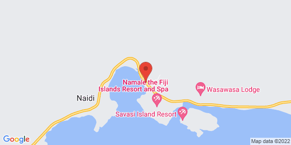 Map - Namale Resort & Spa