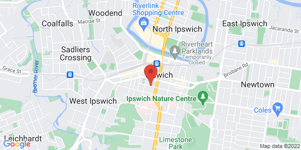 Map - Metro Hotel Ipswich International