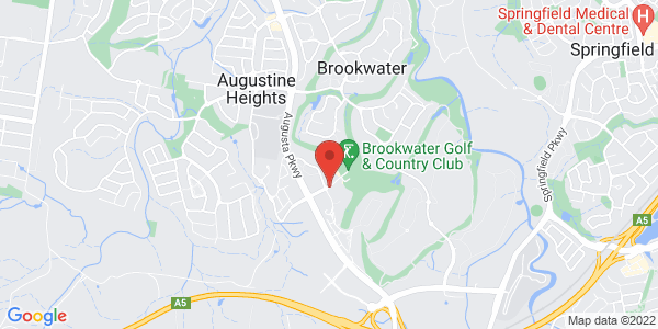 Map - Brookwater Golf & Country Club
