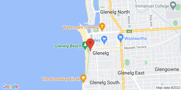 Map - Stamford Grand Adelaide