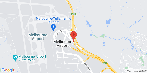 Map - PARKROYAL Melbourne Airport