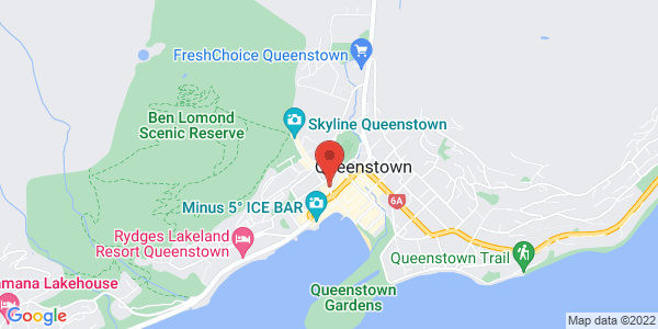 Map - Sofitel Queenstown Hotel & Spa