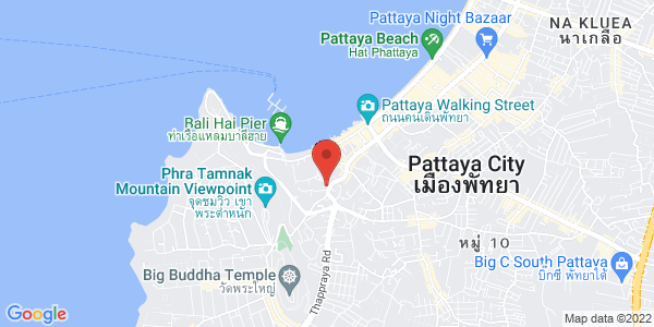 Map - Nova Platinum Hotel