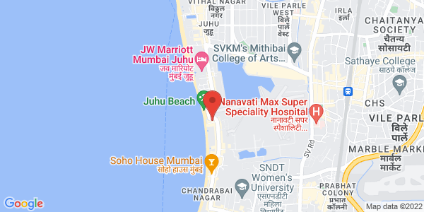 Map - Ramada Plaza Palm Grove, Mumbai, India