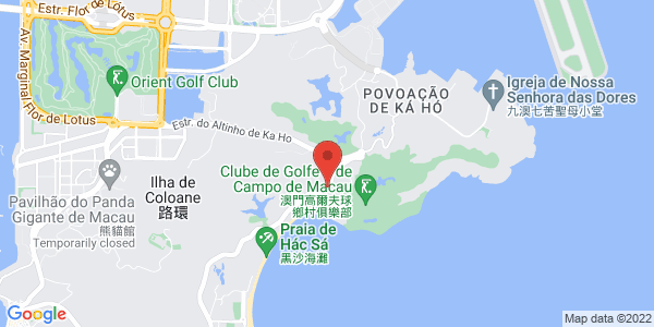 Map - The Westin Resort Macau