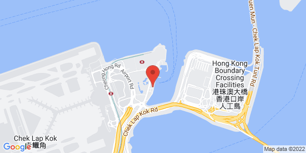 Map - Hong Kong SkyCity Marriott Hotel