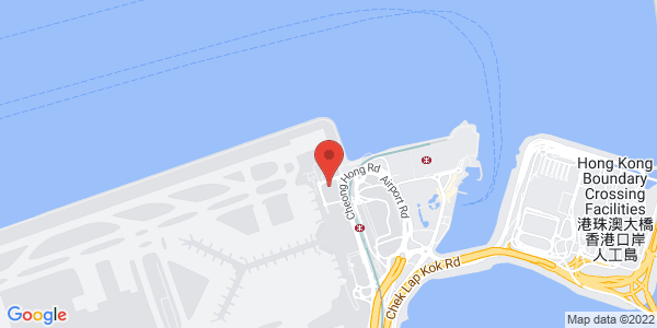 Map - Regal Airport Hotel, Meeting and Conference Centre
