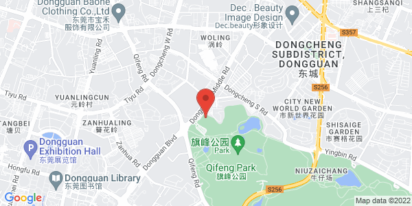 Map - Pullman Dongguan Forum