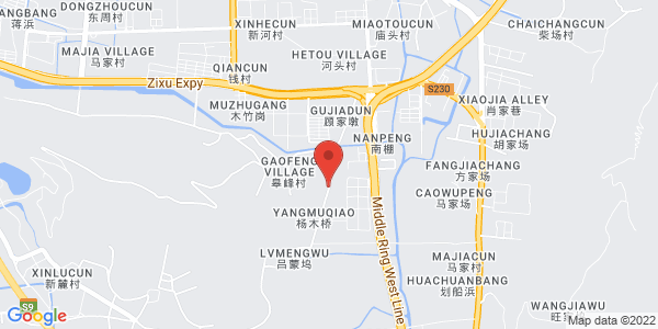 Map - Pan Pacific Suzhou