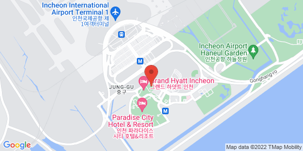 Map - Grand Hyatt Incheon