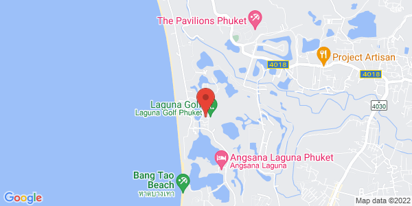 Map - Banyan Tree Phuket