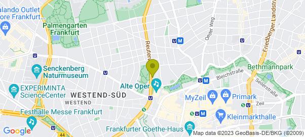 Frankfurt - BLP Map