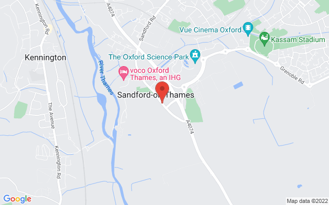 <div class='adr' >                             <div class='street-address'>Henley Road</div>                             <div class='extended-address'></div>                             <div>                                 <span class='locality'>Oxford</span>,                                 <span class='region'></span>                                 <span class='postal-code'>OX4 4GX</span>                             </div>                             <div class='country'>United Kingdom</div>                         </div> on Google Maps