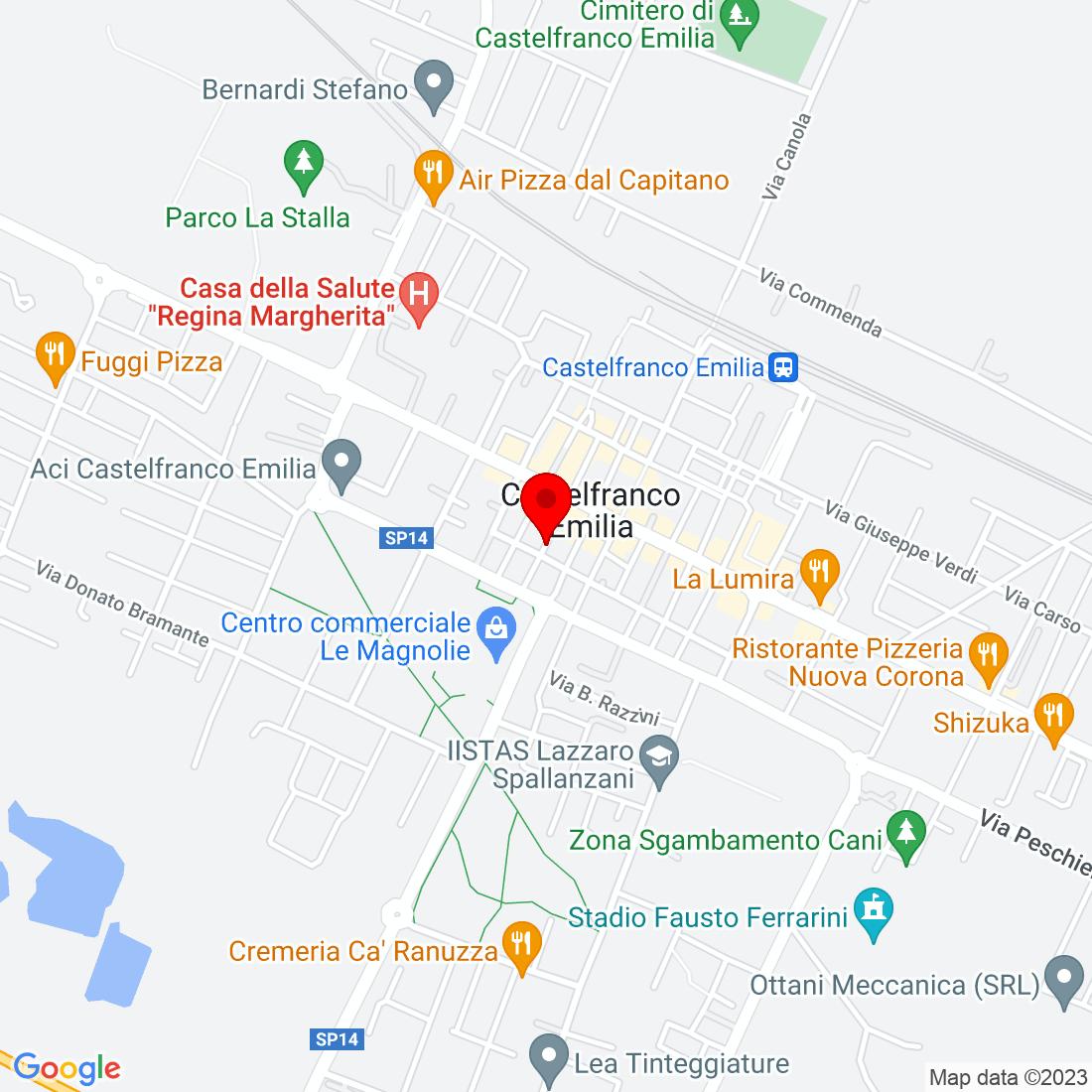 2 localiin vendita a Castelfranco Emilia
